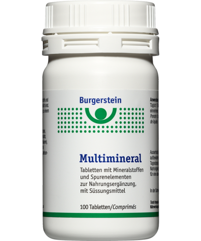 Burgerstein Multimineral
